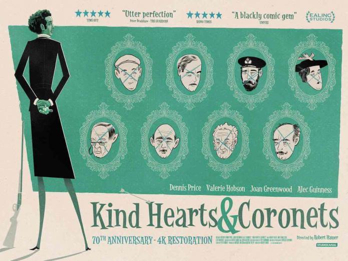 KIND HEARTS & CORONETS